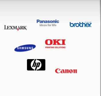 HP Lexmark Samsung Canon OKI Brother Panasonic